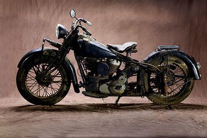 INDIAN Type CAV 390 B N° de série : 985 55...