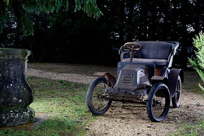 1903 CLEMENT Voiturette type B n° 941 Moteur...