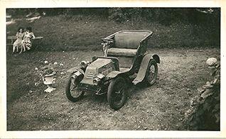 1903 CLEMENT Voiturette type B n° 941 Moteur n° 168 A immatriculer en collection...