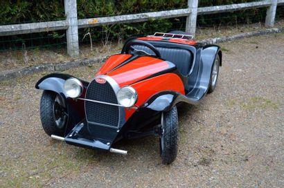 « Bugatti Star 55 » Fabrication Arola d'après...
