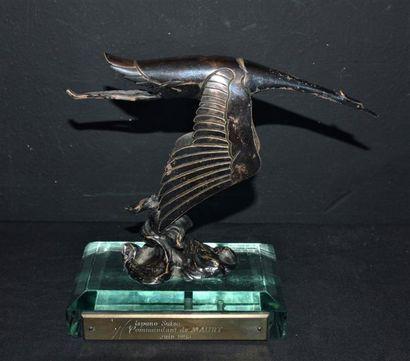 François Victor BAZIN (1897 - 1956) « Trophée...
