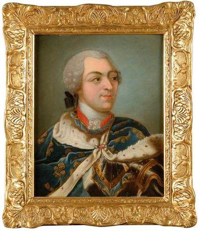 Charles André Van Loo, d'après Ecole française...