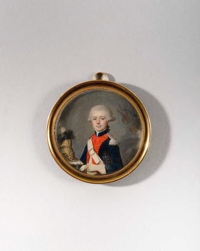 Louis SENE (Genève, 22 septembre 1747 - Paris,...