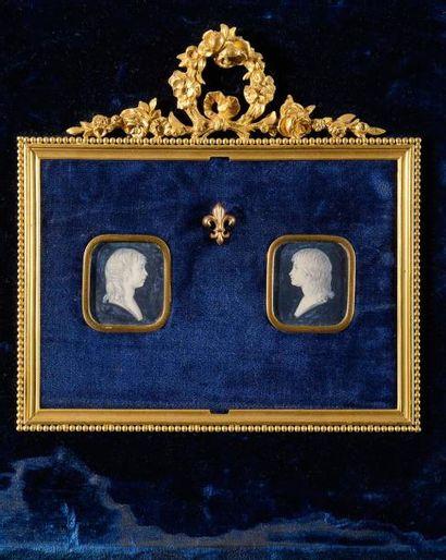 Jacques-Joseph de GAULT (1738-1812) « Double...