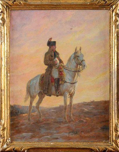 Raymond DESVARREUX (1876-1961) «Napoléon...
