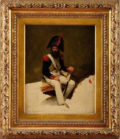 Nicolas Toussaint CHARLET (1792-1845) «Fantassin...