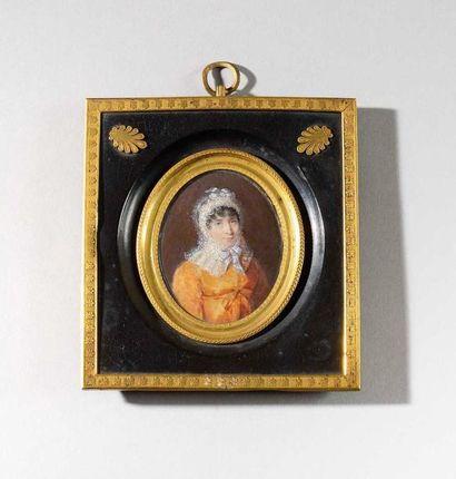 Jean-Antoine LAURENT (1763-1832) « Portrait...