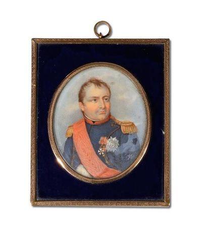 Ecole française du XIXe siècle «L'Empereur...