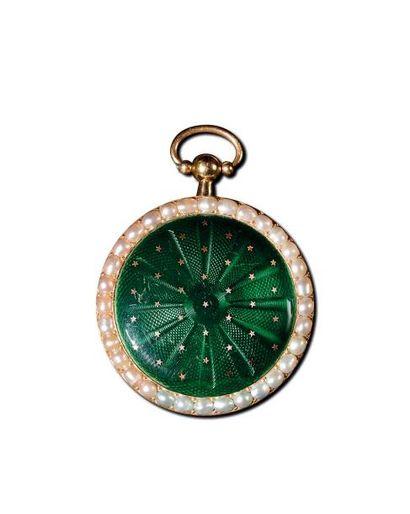 Rare et belle montre ayant appartenu à Caroline MURAT, Sœur de l'Empereur Napoléon...