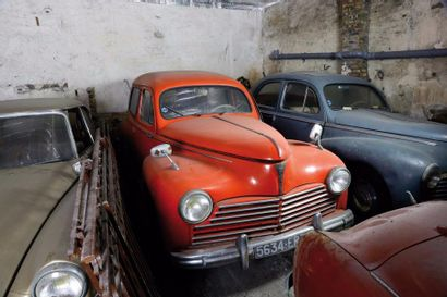 1956 peugeot 203 fourgon  Chassis n° 1627287...
