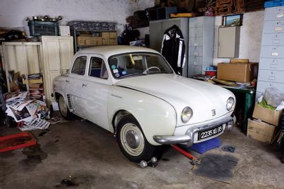 1959 renault dauphine  Chassis n° 5185926...