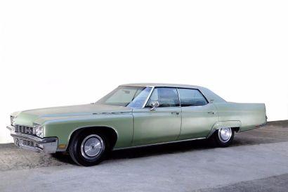 1972 Buick electra  Châssis n° 4V39T2H517878...