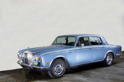 1977 ROLLS ROYCE  Silver Shadow II  Châssis...
