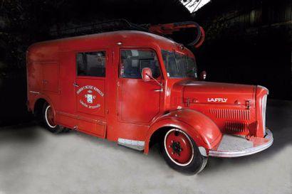 1948 LAFFLY  Type : BSS163  Châssis n° 49275...