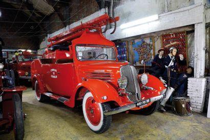 1938 RENAULT  Type AGC  Châssis n° 876900...