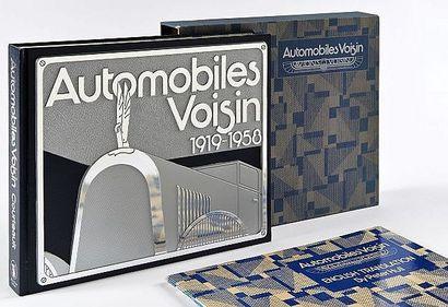 « Automobiles Voisin 1919- 1958» Livre par...