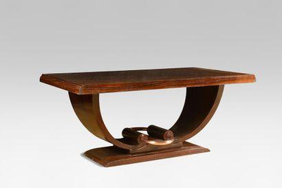 TRAVAIL DES ANNEES 1930 Table de salle à...