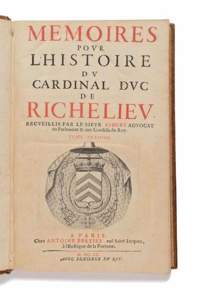 UBERY (Antoine). Mémoires pour l'histoire...