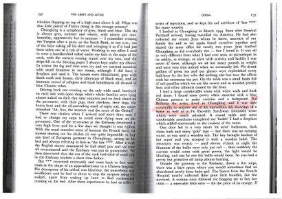 XU BEIHONG (1895-1953) Attribué à Cheval près d'un tronc d'arbre Encre sur papier...