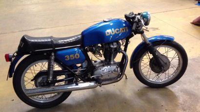1973 DUCATI 350 MK3 Pièces supplémentaires:...
