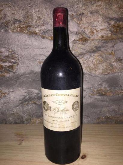 1 Mag Château CHEVAL BLANC (St Emilion 1er...