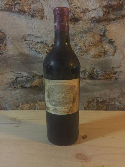 1 Blle Château LAFITE ROTHSCHILD (Pauillac)...