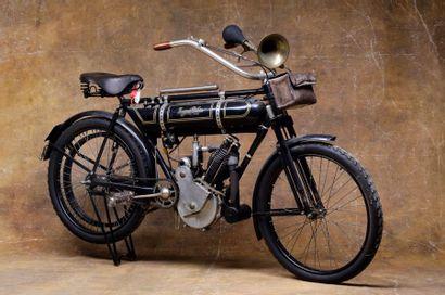 1913  Magnat Debon  type 400 CC  N°1667 -...