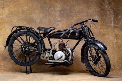 Austral type C 27  Moteur n° 653 A4 S2E -...