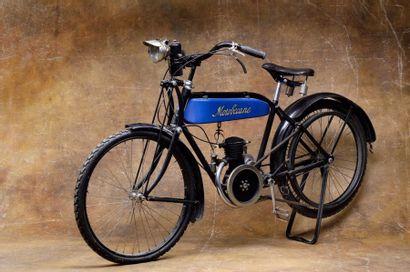 1924  Motobecane  type 175 MB1  Moteur 2...