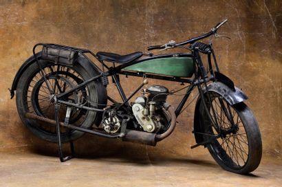 c1927  Motoconfort  type MC1  N° 161  Cylindrée...