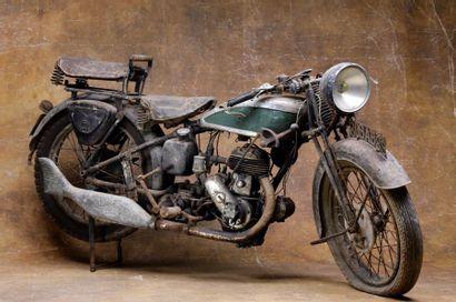 1938  Terrot type HLG  Cadre n° 195707 -...
