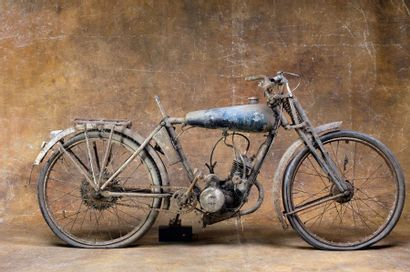 c1932  Terrot type VM  Cadre n° 192318  A...