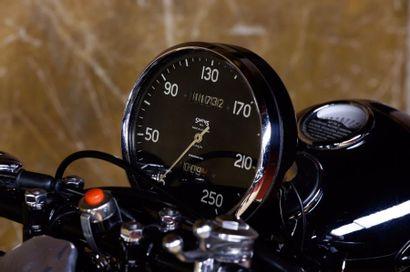 1951  Vincent  Type 1 000 Black Shadow  Rare Série C - Cadre n° RC 9521 B/C  Moteur...