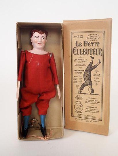 FERNAND MARTIN (1888-1912) Le petit culbuteur...