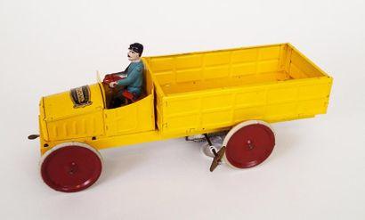 VEBE - FERNAND MARTIN (1888-1912) Camion...