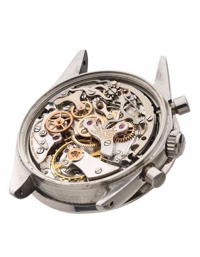 """ROLEX CHRONOGRAPHE bracelet en acier. Cosmograph Daytona, """"Paul Newman"""" réf. 6241/..."""