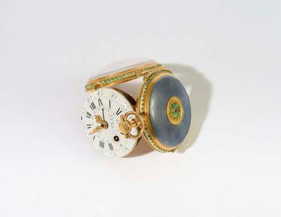 ARRIGHI DE CASANOVA Fine montre à clé en...