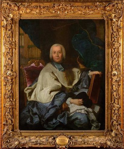 Joachim RUPALLEY (Bayeux 1713-1780), Attribué...