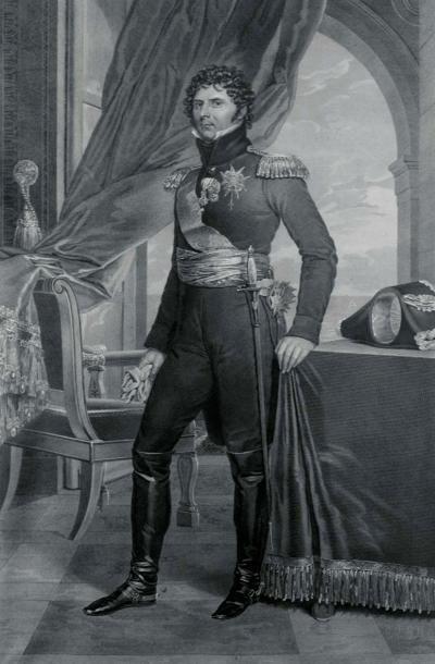 Ecole française de la fin du XVIIIe et début...
