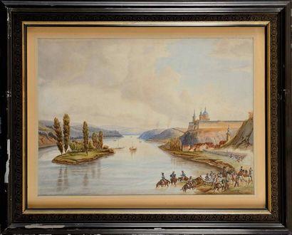 Théodore JUNG (1803-1865). E cole française...