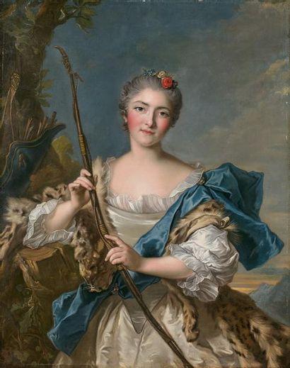 Jean-Marc NATTIER (1685-1766) (Dans le gout...