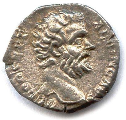 ALBI N Clodius Albinus (193 – 195) Denier...