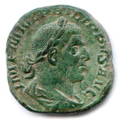PHILI PPE Ier L'ARABE Marcus Iulius Philippus...