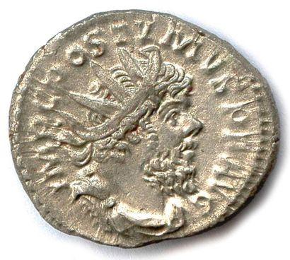 POST UME Marcus Cassianius Latinius Postumus...