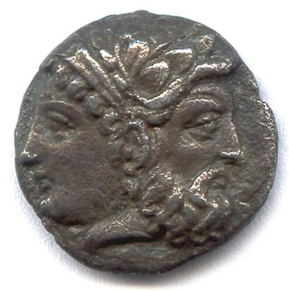 ÎLE DE TROADE – TÉNÉDOS (5e - 4e siècles)...