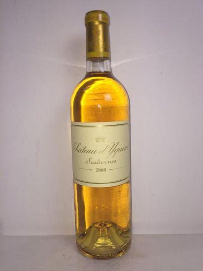 1 Blle Château YQUEM 2008 - Très belle