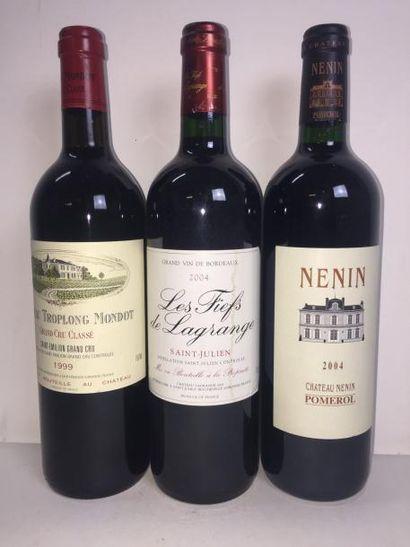 1 Blle Château NENIN (Pomerol) 2004 - Très...