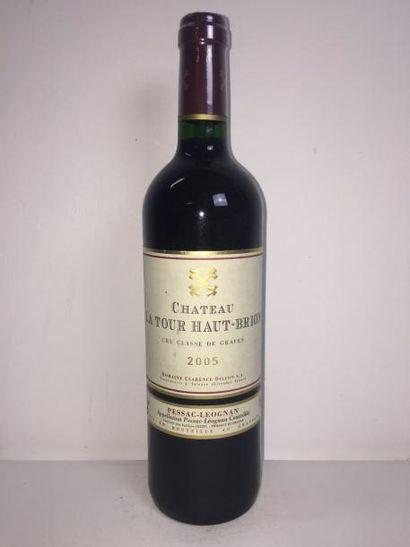 5 Blle Château LA TOUR HAUT BRION (Graves)...