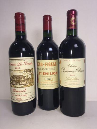 1 Blle Château FIGEAC (St Emilion GCC1) 1999...