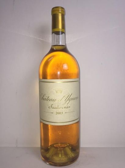 1 Mag Château YQUEM 2003 - Superbe